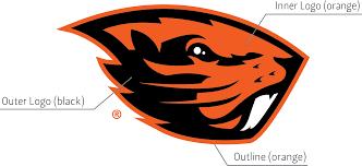 beaver logo university relations and marketing oregon state