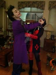 halloween costumes joker harley quinn and the joker halloween costume ii by