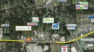 Bank Of America Maps by Bank Of America Retail 1189 Smoky Park Hwy Candler Nc 28715