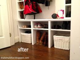 mud room closets latest mudroom closet reveal with mud room