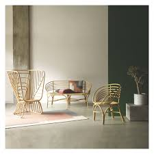 Seagrass Furniture Furniture Enhance Your Home With A Tasteful Rattan Bench