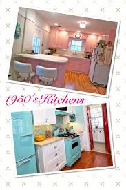 50s Kitchen Cabinet 100 Best 1950 U0027s Kitchens Images On Pinterest Retro Kitchens