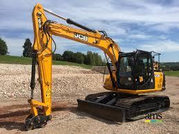 2016 jcb js131 excavator serial no 2441665 c w 700mm tracks