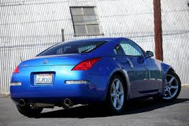 nissan california 2003 nissan 350z manual aem intake exhaust city california mdk