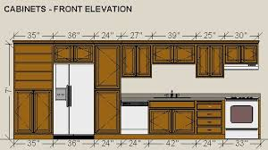 Home Designer Pro Interior Dimensions Dimensioning Cabinets In A Wall Elevation