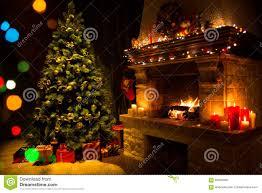 candles christmas tree christmas lights decoration