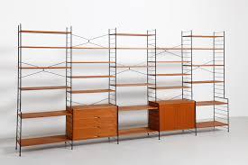 free standing shelf system string style modestfurniture com