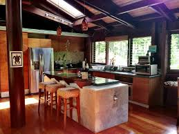 modern tropical hawaiian style beach homeaway haena