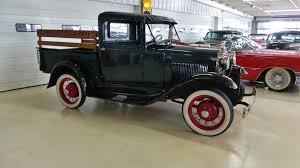 1929 ford model a pickup 1 green pickup 201 3 speed sliding gear