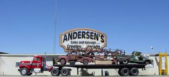 auto junkyard nyc andersen u0027s sales and salvage metal and scrap recycling