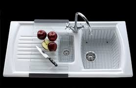 White Ceramic Kitchen Sink 1 5 Bowl Superb 1 5 Kitchen Sink Ttheorem1 5b 13299 Home Interior Gallery