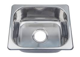 Chioce Of Smallest Round Or Square Stainless Steel Inset Topmount - Round sinks kitchen