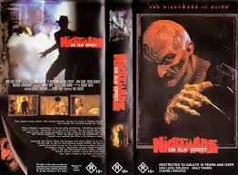 a nightmare on elm street u2014 home video nightmare on elm street