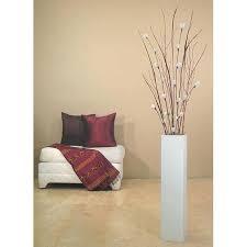 White Ceramic Floor Vase White Floor Vase Traditional Interior Design With Simple 28 Inch