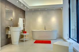 Contemporary Bathroom Design Ideas by Bathroom Interior Tile Design Ideas With Elegant Nemo Tile