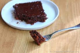 texas sheet cake healthy recipe makeover