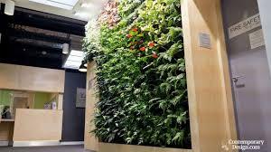 an indoor vertical garden simple and clever methods