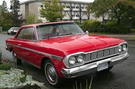 1966 rambler car old parked cars vancouver 1964 amc rambler 770