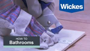 how to cut tiles with wickes youtube