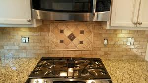 tile accents for kitchen backsplash kitchen delightful kitchen backsplash subway tile with accent