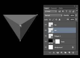 Membuat Garis 3d Di Photoshop | membuat pola 3d di photoshop desaindigital