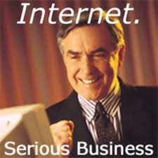 Business Meme - the internet is serious business know your meme