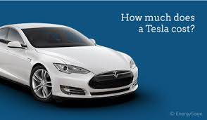 how much does a tesla actually cost in 2018 energysage
