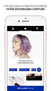 simulateur coupe de cheveux femme style my hair dans l app store