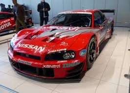 nissan skyline r34 xanavi file the frontview of no 23 xanavi nismo gt r ver 2003 at nissan