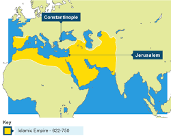 Islam In The Ottoman Empire Ks3 Bitesize History The Islamic World In The Middle Ages