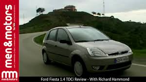 ford fiesta 1 4 tdci review with richard hammond 2002 youtube