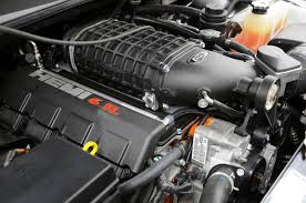Dodge Challenger Engine - magnacharger supercharger now available for 5 7 and 6 1 hemi dodge
