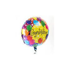 balloon delivery portland or madrid congratulations balloon delivery congratulations