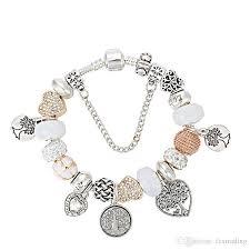 love pandora bracelet images Fashion charm bracelet 925 silver pandora bracelets for women life jpg