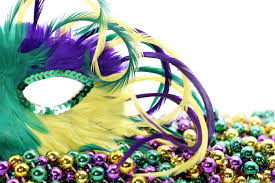 green mardi gras mask what are the colors of mardi gras american profile