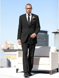 wedding party black suit men u0027s wedding party men u0027s wearhouse