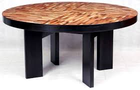 Sustainable Dining Table Rustic Collection Dining Table Design 10