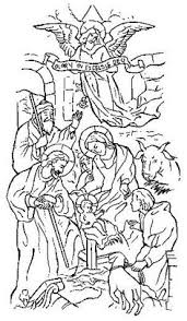 christmas coloring pages preschoolers coloring kids