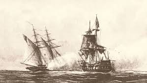 Marines Holding Flag First Barbary War Wikipedia