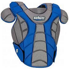 amazon com schutt sports scorpion chest protector for softball