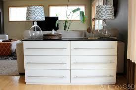 ikea tarva bed hack white ikea dresser hacks and transformations u2013 interior design blogs
