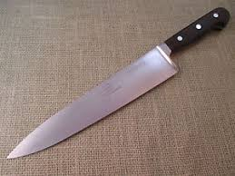 engraved kitchen knives henckels 9 inch chef knife engraved blade stein henry meats ebay