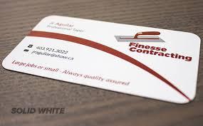 Plastic Business Card Printing Plastic Cards Print Calgary Digital Rush Printing In Calgary