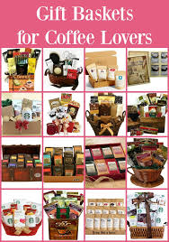 coffee gift basket ideas 30 gift ideas for coffee simply sherryl