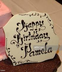 planet hollywood casino hosts pamela anderson u0027s 40th birthday