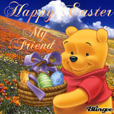 happy easter my friend picture 122863360 blingee