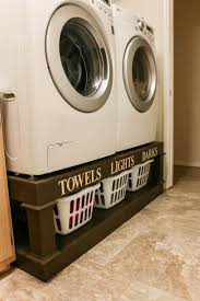 Decor For Laundry Room by Best 10 Cabinets For Laundry Room Ideas On Pinterest Utility