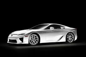 lexus halo vehicle new 2010 lexus lfa supercar officially revealed photos and video