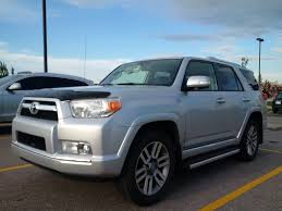 toyota dealer services 2012 toyota 4runner ltd no accidents full dealer service records