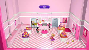 Barbie Room Game - house party the game image information